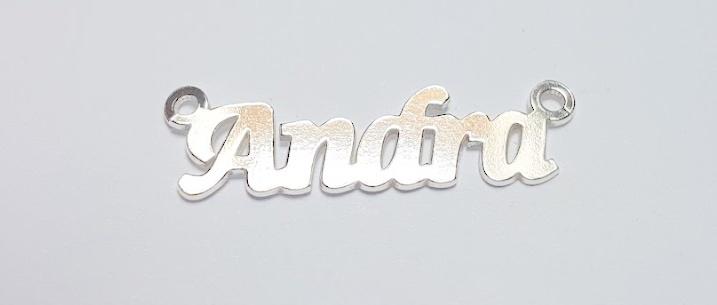 Andra, argint 925 36*7 mm