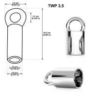 inchizatoare,  argint 925,  int 3,5mm