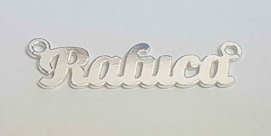 placuta argint 925 Raluca