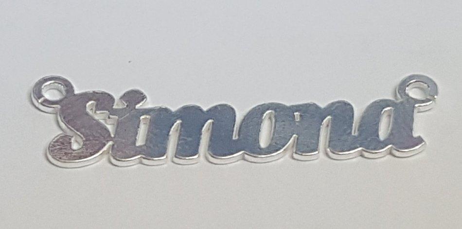 placuta argint 925 simona