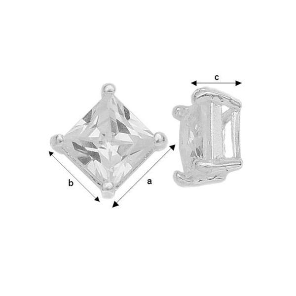 element argint 925 cu cristal
