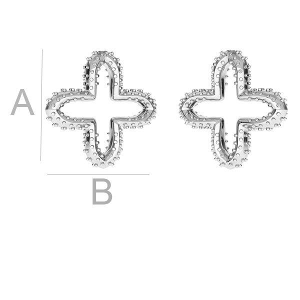 pandant cruce ,argint 925