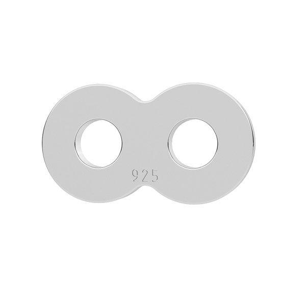 link argint 925 5x9 mm