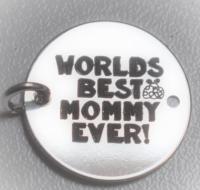 banut 16 mm gravat mom - argint 925