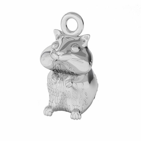 Hamster pandantiv argint 925