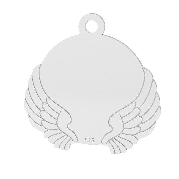 pandant argint 925 17.5 mm