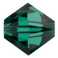 swarovski 5328 4 mm emerald