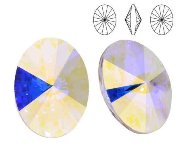 swarovski 4122 14.0x10.5 crystal AB F