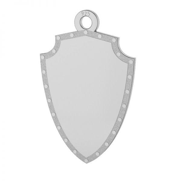 pandant argint 925 scut