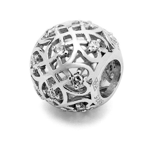 charm argint 925  9.3 mm