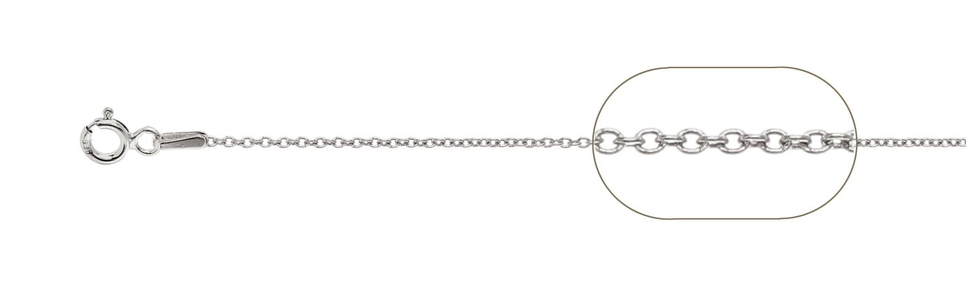 lant forzatina 035 argint 925   42 cm