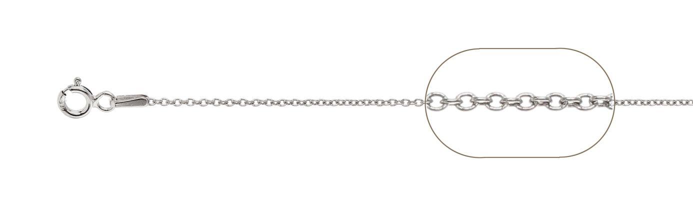 lant argint 925 forzatina 035 50 cm