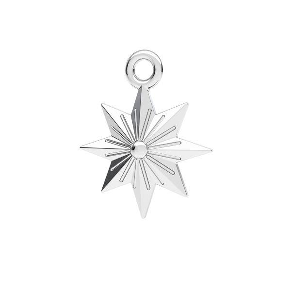 charm argint 925 steluta