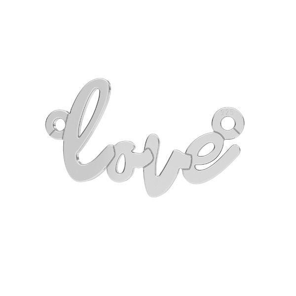 link argint 925 love
