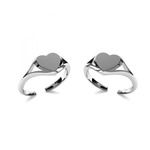 baza de inel argint 925