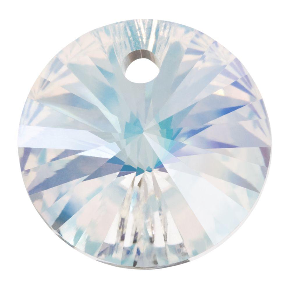 pandant preciosa rivoli 10mm crystal ab