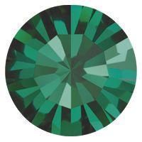 rivoli preciosa ss29 - 6 mm  emerald