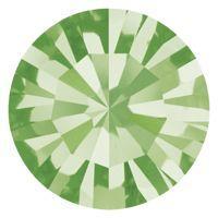 rivoli preciosa ss29 - 6 mm peridot