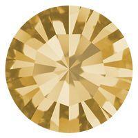 rivoli preciosa ss39 - 8 mm light colorado topaz