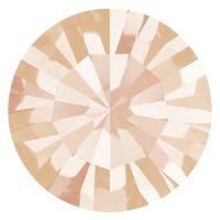 rivoli preciosa ss39 - 8 mm light peach