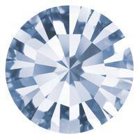 rivoli preciosa ss39 - 8 mm light sapphire