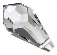 Pandant Preciosa picatura 13x6.5mm crystal ab