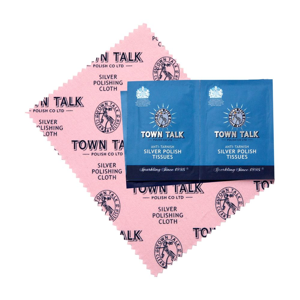 Kit curatare argint  Town Talk
