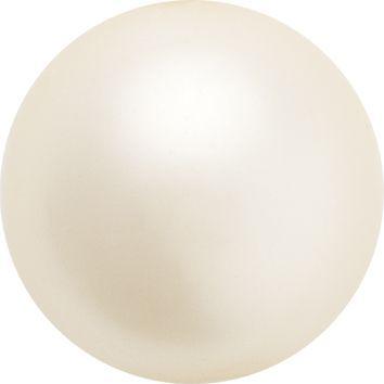 perle Preciosa 6 mm cream