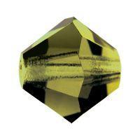 Biconic Preciosa 6mm olivine