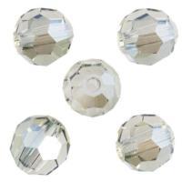 Margele rotunde Preciosa  4mm crystal AB
