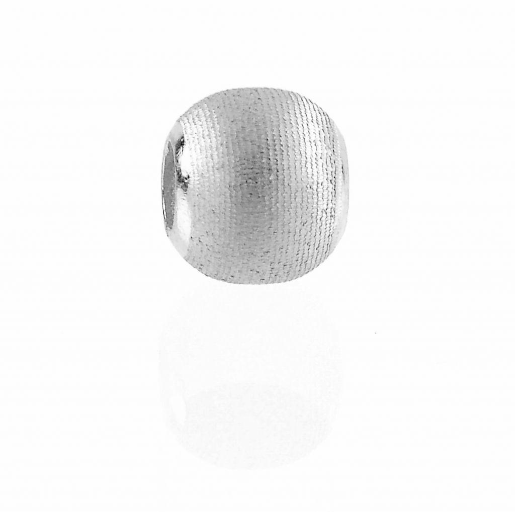 Bila argint 2.5 mm velvet