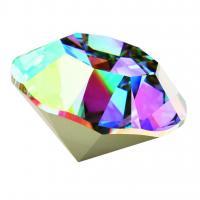 Chaton Maxima  ss29 6mm crystal ab
