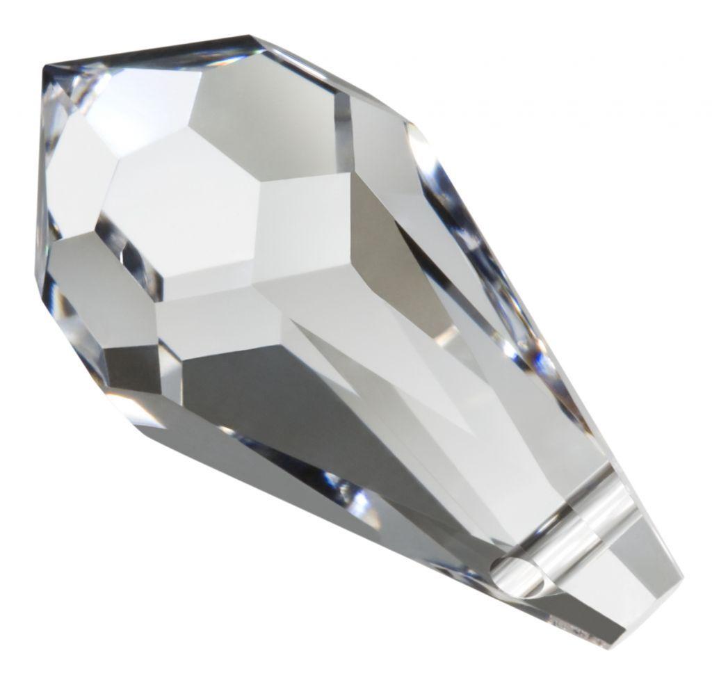 pandant picatura preciosa 7.5 x 15 mm crystal ab