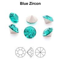 chaton maxima preciosa ss39 - 8mm blue zircon