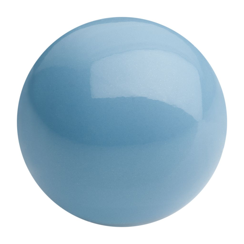 Perle Preciosa 12mm aqua Blue