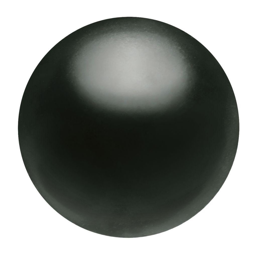 Perle Preciosa 12mm magic black