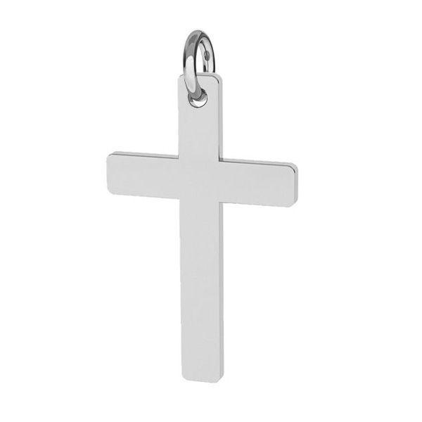 cruce argint 925  23 mm