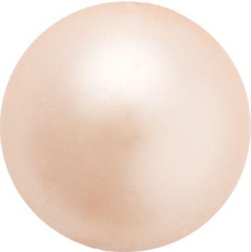 perle preciosa 8mm peach