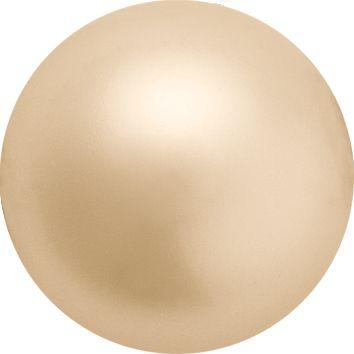Perle Preciosa 4 mm gold