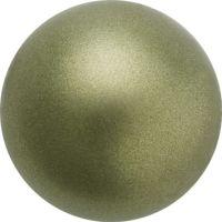 perle preciosa 12mm dark green