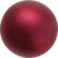 Perle Preciosa 5 mm bordeaux