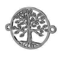 Link pomul vietii argint 925 placat cu rodiu