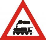 Trecere la nivel cu o cale ferată fără bariere