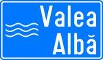 Curs de apă, pasaj sau viaduct