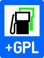 Stație de alimentare cu carburanți, inclusiv benzină fără plumb și gaz petrolier lichefiat
