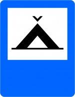 Teren pentru camping (tabără turistică)