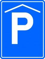 Parcare subterană sau în clădire
