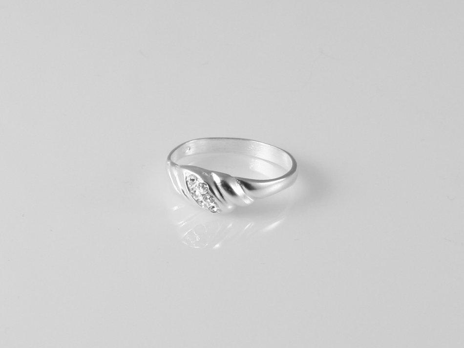 Inel cu cristale Swarovski 59-INE