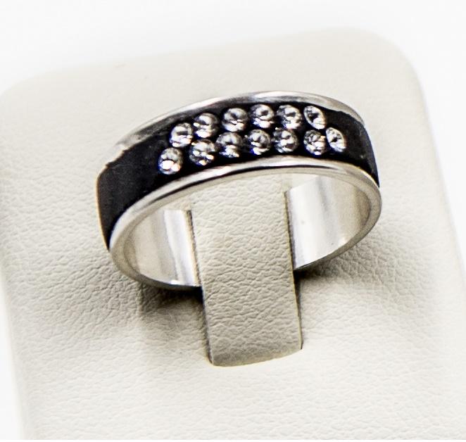 Inel argint 925 cu swarovski ; 2699-I