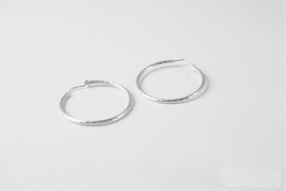 Cercei argint 1515-C